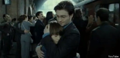 """""""If you'd been a girl, we were going to name you Hedwing Tonks."""""""