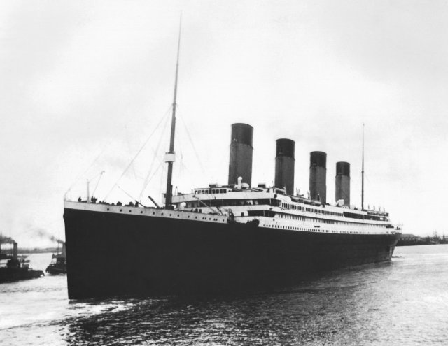 RMS ?Titanic?, 1911.